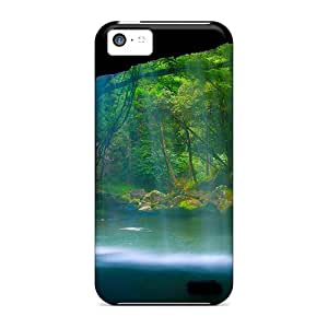 Forever Collectibles Free Waterfalls Veil Of Water Hard Snap-on Iphone 5c Case