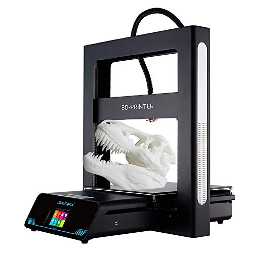 JGAURORA 3D Printer A5S Upgrade Large Build Size 305x305x320mm Filament Runs Out Detection