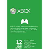 Microsoft Xbox 360 Live Gold Card - accesorios de juegos de pc