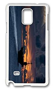 Adorable george washington Hard Case Protective Shell Cell Phone For Case Samsung Galaxy S4 I9500 Cover - PC White
