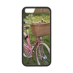 "SHJFDIYCase Design Custom Bicycle Durable Hard Back Cover Case for Iphone 6 4.7"", Custom Phone Case SHJF-511527"