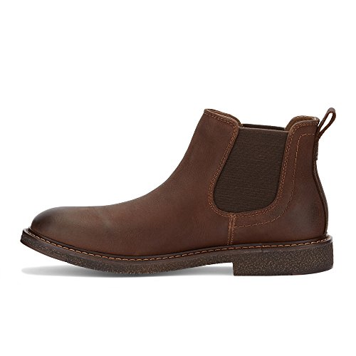 Pictures of Dockers Men's Stanwell Chelsea Boot Chocolate 3