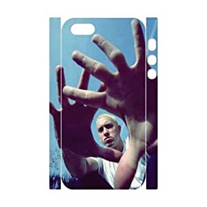 LSQDIY(R) Eminem iPhone 5,5G,5S Personalized 3D Case, Customised iPhone 5,5G,5S 3D Case Eminem