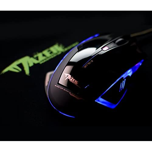 801fe8e1974 E-Blue Mazer Type-R 2400DPI USB Wired Optical Gaming Mouse 80%OFF ...