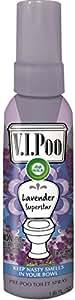 Air Wick V.I.Poo Toilet Perfume Lavender Superstar 1.85 oz