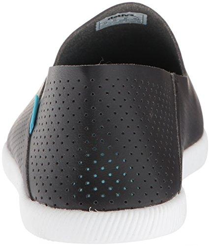 Shell White native Jiffy Malibu Black Men's Sneaker XrXAYq