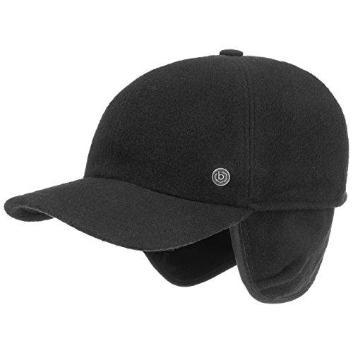 By Bugatti El Viento Vientosombrero Baseball Protección Beisbol Negro Contra De Windstopper Cap qOfw1Ot
