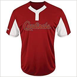 Amazon.com  Youth XL St. Louis Cardinals NEW MLB Color Block Jersey  Books 010d24557