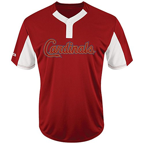 Youth XL St. Louis Cardinals NEW MLB Color Block Jersey