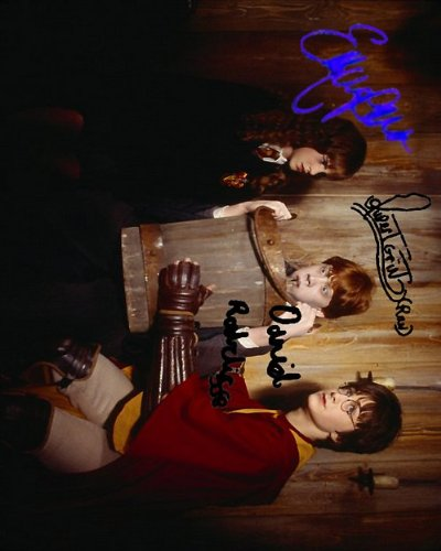 - Harry Potter Cast Autographed Preprint Signed Photo