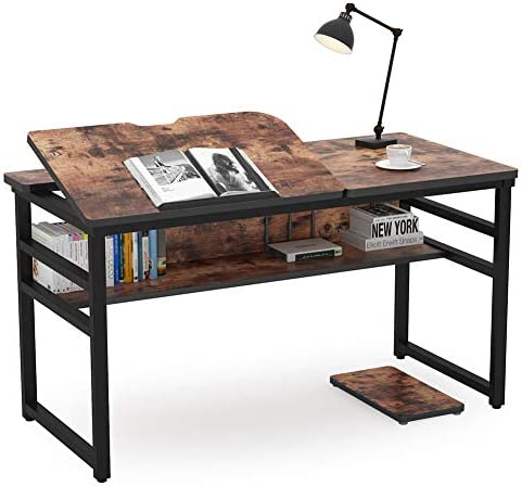 Tribesigns Drafting Table Drawing Desk