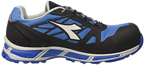 Diadora nero azzurro D Blu Scarpe Low Hro Uomo Lavoro Da S3 trail rrwqRW4Pg