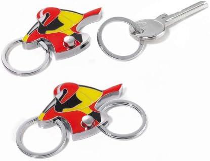 Troika Schlüsselanhänger 2 Bike 2 Schlüsselringe Als Räder Bekleidung