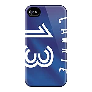 Iphone 4/4s Toronto Blue Jays Print High Quality Frame Cases Covers