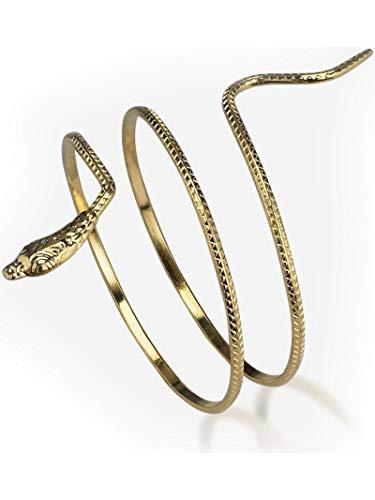 Metal Snake Armband
