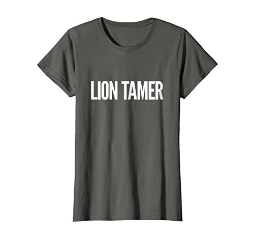 Womens Lion Tamer Job Uniform Costume Funny Gift