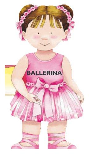 Ballerina (Mini People Shape Books) -