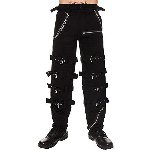 299deb56e1b high-quality Dead Threads Mens Buckles & Chain Trousers ...