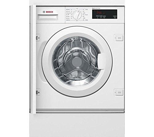 Bosch WIW28300GB Serie 6 8kg 1400RPM Integrated Washing Machine -White