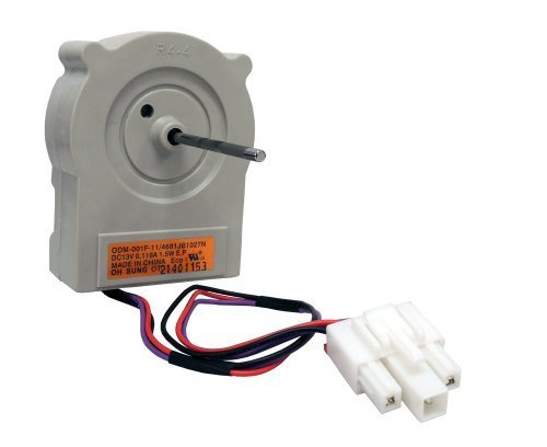Supco SM1027N Replacement Refrigerator Evaporator Fan Motor Replaces 4681JB1027N, 1579962, 4681JK1004A, 3523326 by Supco