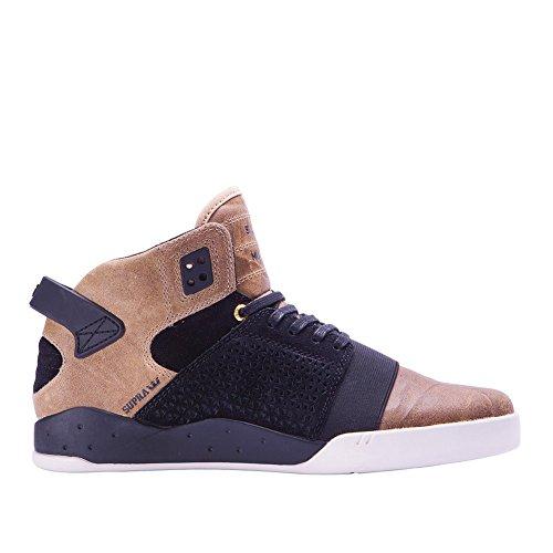 Supra Men's Skytop III Rawhide Leather Sneaker Men's 7, Women's 8.5 D (M) ()