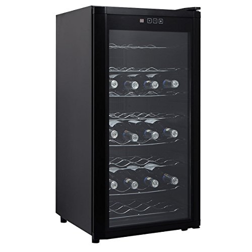 Cooler Fridge Cellar Storage Holder Chiller Bar Rack Cabinet (Package Wine Cellar)