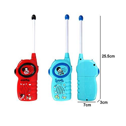 HM2 Children's Walkie-Talkie, Parent-Child Interactive Game Outdoor Children's Toy Walkie-Talkie, Suitable for Children's by HM2 (Image #5)