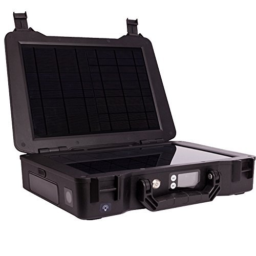 Renogy Phoenix Portable Generator All-in-one Solar Kit with Replaceable Battery
