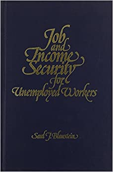 Book Job and Income Security for Unemployed Workers