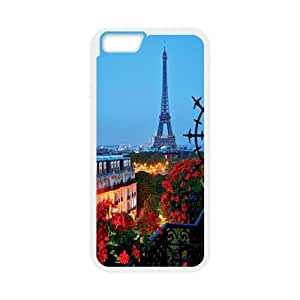 """Clzpg New Fashion Iphone6 4.7"""" Case - Night view diy cell phone case"""