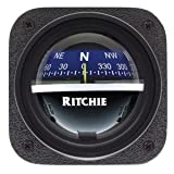 Ritchie V-537B Explorer Compass - Bulkhead Mount