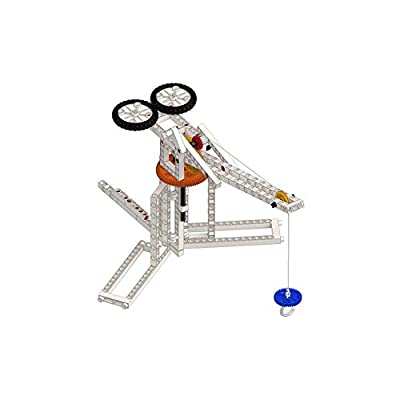 Kids First Engineering Design Physics Lab Science Kit | Parents' Choice Gold Award Winner | Toy of The Year Award Finalist | STEM Experiments: Toys & Games
