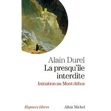 La presqu'île interdite - Nº 243: Initiation au Mont-Athos