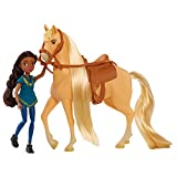 Toys : Just Play Spirit Riding Free Small Doll & Collector Horse Set - Prudence and Chica Linda