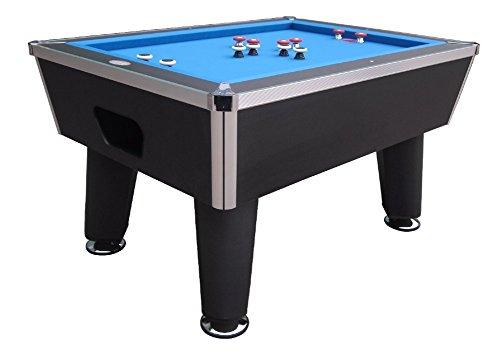 Berner Billiards プロスレートバンパー ビリヤードテーブル ブラック B01HNDLEM4