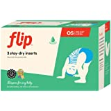 Flip Stay-Dry Inserts - 3ct