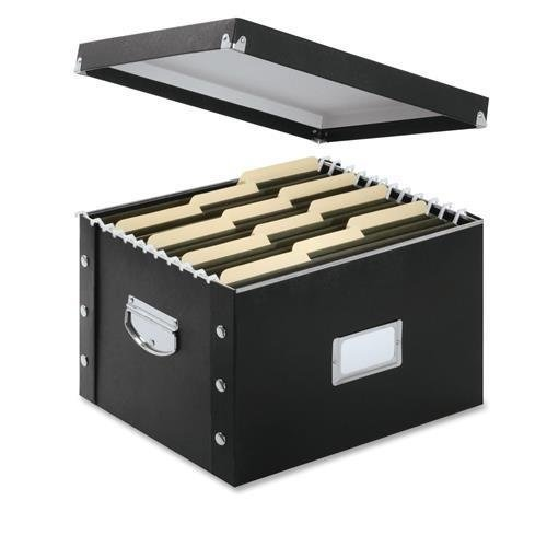 SNS01536 IdeaStream Collapsible File Box - Internal Dimensions: 15