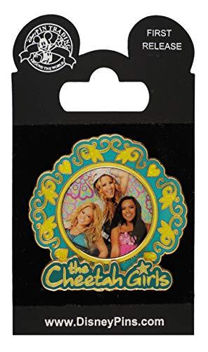 WDW Trading Pin - The Cheetah Girls - Logo - First Release