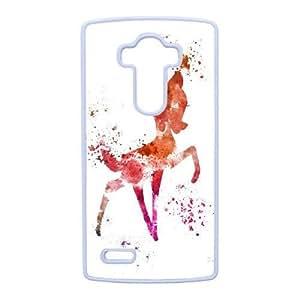 LG G4 Phone Case White Bambi ES7TY7886236