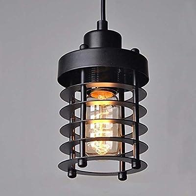 Aero Snail Industrial Vintage Metal Hanging Pendant Light Fixture Chandelier Lamp