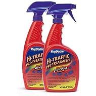 Best Hi Traffic Pre Treatment Carpet Cleaner Bottles