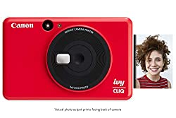 Image of the product Canon IVY CLIQ Instant that is listed on the catalogue brand of Canon. With an score of 3.9.