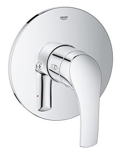 Eurosmart New Single-Handle Pressure Balance Valve Trim Kit with Lever Handle by GROHE