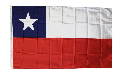 Chile - 3' x 5' Polyester Flag