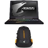 AORUS X5 v8-CL4D (i7-8850H, 16GB RAM, 512GB NVMe SSD + 1TB HDD, NVIDIA GTX 1070 8GB, 15.6 144Hz IPS FHD, Windows 10) VR Ready Gaming Notebook