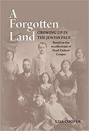 Amazon com: A Forgotten Land: Growing Up in the Jewish Pale