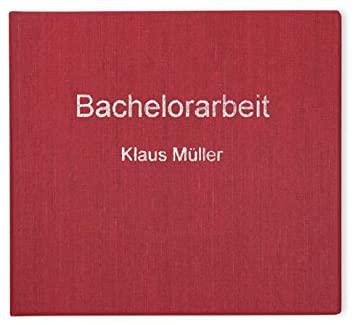 Funda de CD personalizada con apariencia de lino rojo con su ...