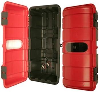 """RED Box 6.2 """" small """" Schutzbox für Feuerlöscher 6 kg"""