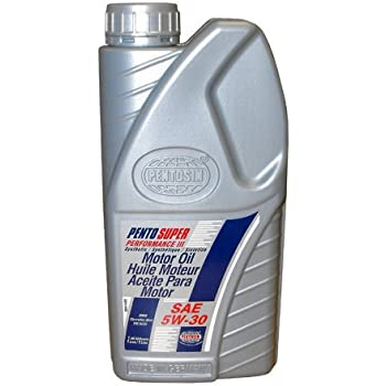 Pentosin 8078106-C Pento Super Performance III 5W-30 Synthetic Motor Oil - 1 Liter (Case of 12)