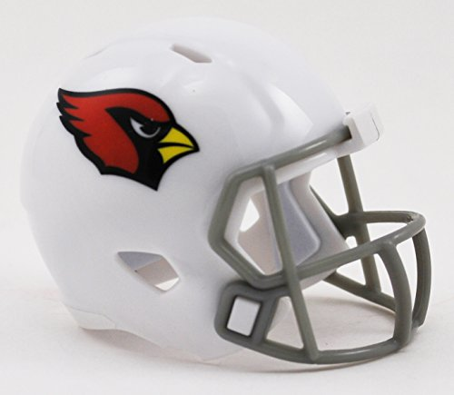 - Arizona Cardinals NFL Riddell Speed Pocket PRO Micro/Pocket-Size/Mini Football Helmet